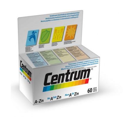 Centrum A-Z multivitaminai, 60 tablečių