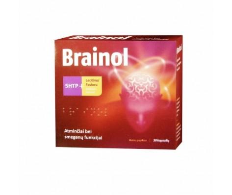 Brainol, 30 kaps.