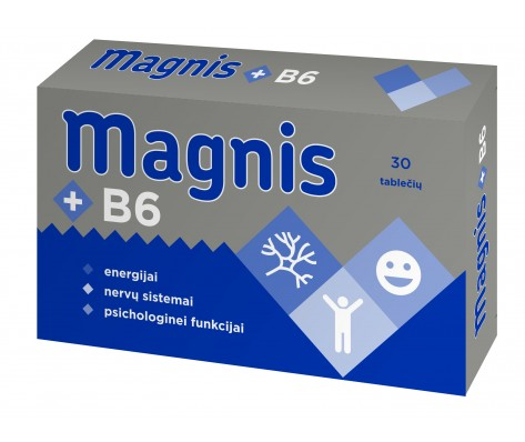 MAGNIS+B6 tab.N30