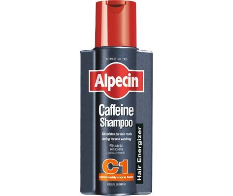 Šampūnas nuo plaukų slinkimo su kofeinu ALPECIN 250 ml