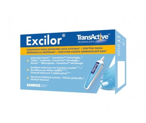 EXCILOR TransActive antigrybelinis aplikatorius ,