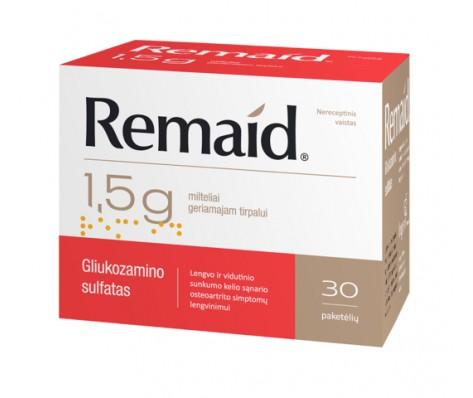 REMAID 1.5g milteliai geriamajam tirpalui N30